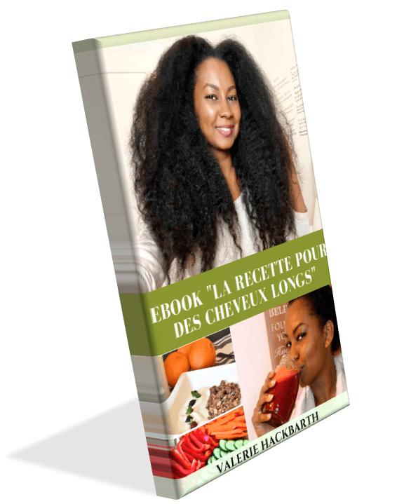 """Ebook """"La recette pour des cheveux longs"""""""